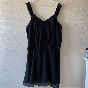 Old Navy Summer Black Dress.
